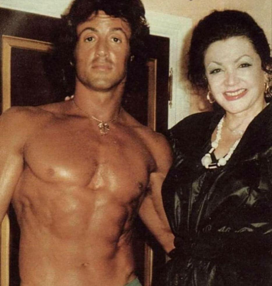"""""""Она была потрясающей женщиной"""": Мать Сильвестра Сталлоне умерла в 98 лет-Фото 2"""