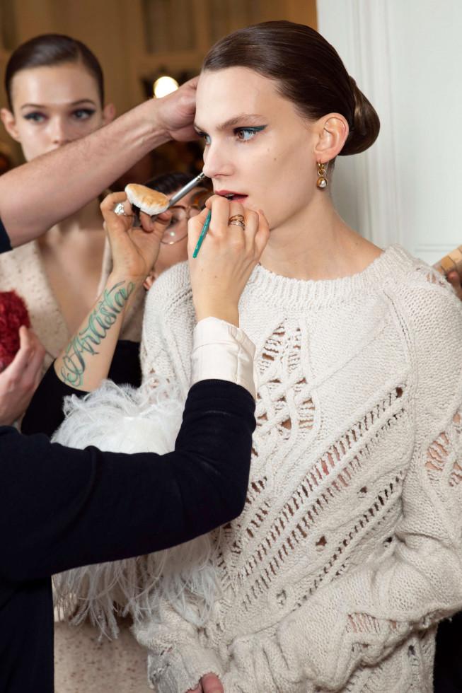 Убрать лишнее: Особенности самой модной укладки осени 2020-Фото 4