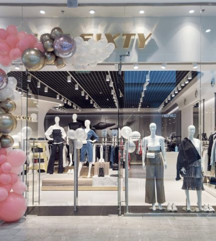 Повернення легенди: Відкриття магазину бренду Miss Sixty в Києві-430x480