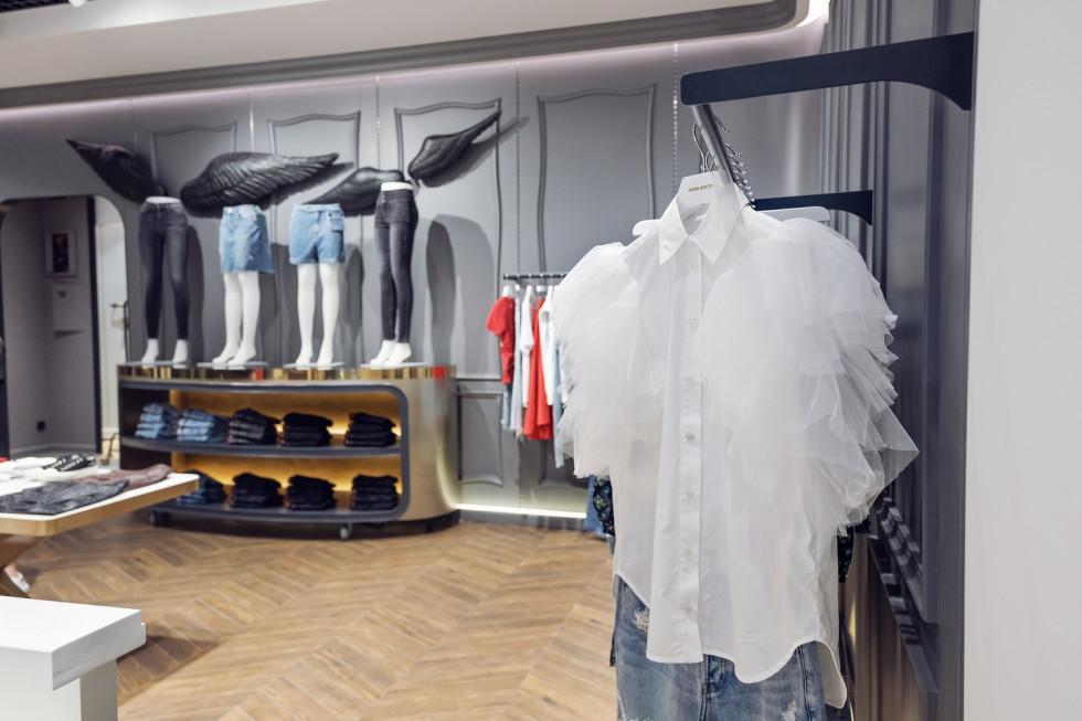 Повернення легенди: Відкриття магазину бренду Miss Sixty в Києві-Фото 3