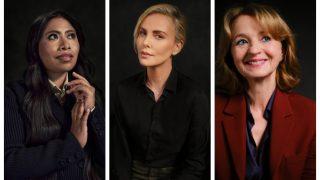 Шарлиз Терон, Кара Дельвинь в проекте Dior о выдающихся женщинах-320x180