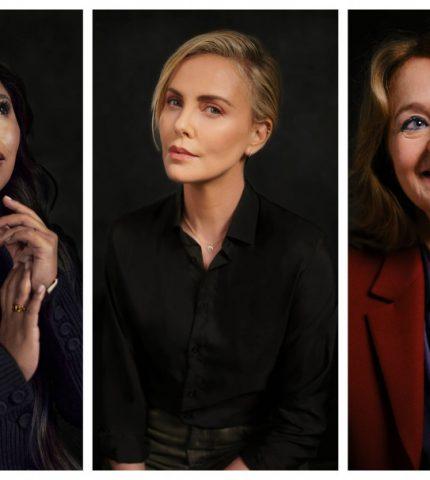 Шарлиз Терон, Кара Дельвинь в проекте Dior о выдающихся женщинах-430x480