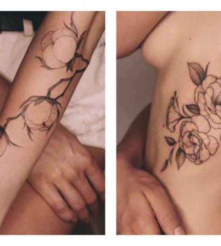 Как сделать татуировку и не пожалеть? Отвечает основательница тату-студии Владислава Шевченко-430x480