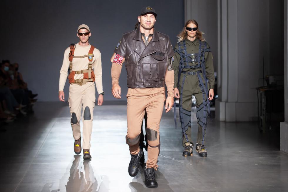 Третий день UFW: Муниципальная мода, fashion-трансформеры и Энн из Зеленых Крыш-Фото 1