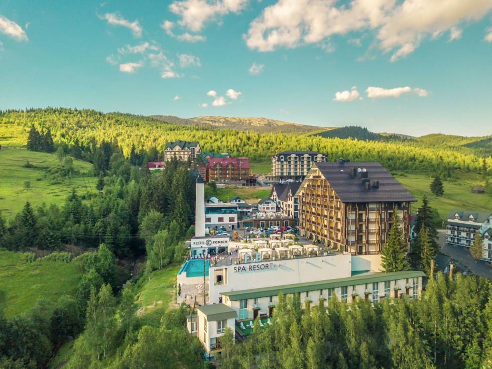 Готель F&B Spa Resort – це унікальне місце, де поєднуються спокій та розваги-Фото 1
