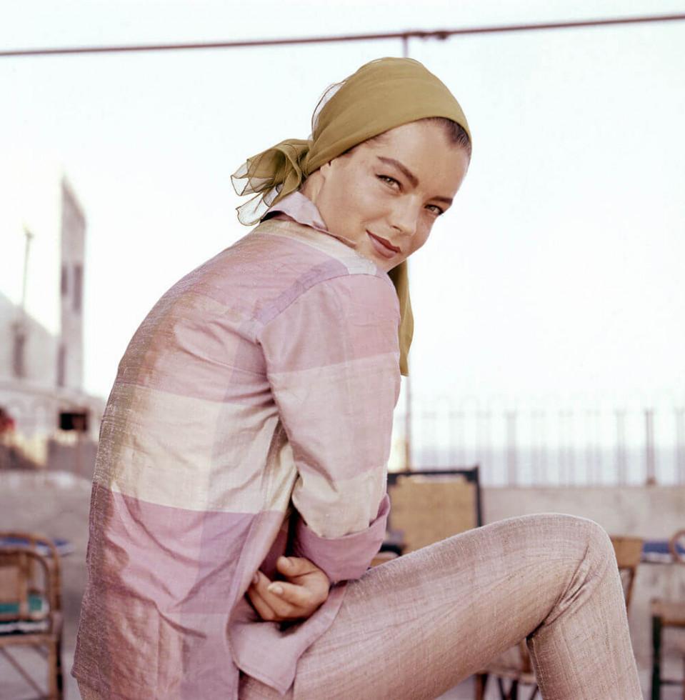 Забытые лица: Икона стиля Роми Шнайдер — женственность через призму трагизма-Фото 4