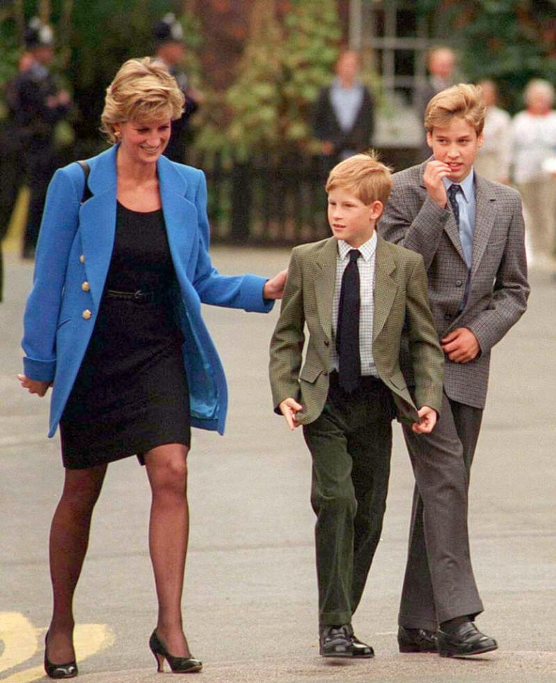 О чем жалеют принцы: Гарри рассказал, что не успел сказать матери в последнем разговоре-Фото 1