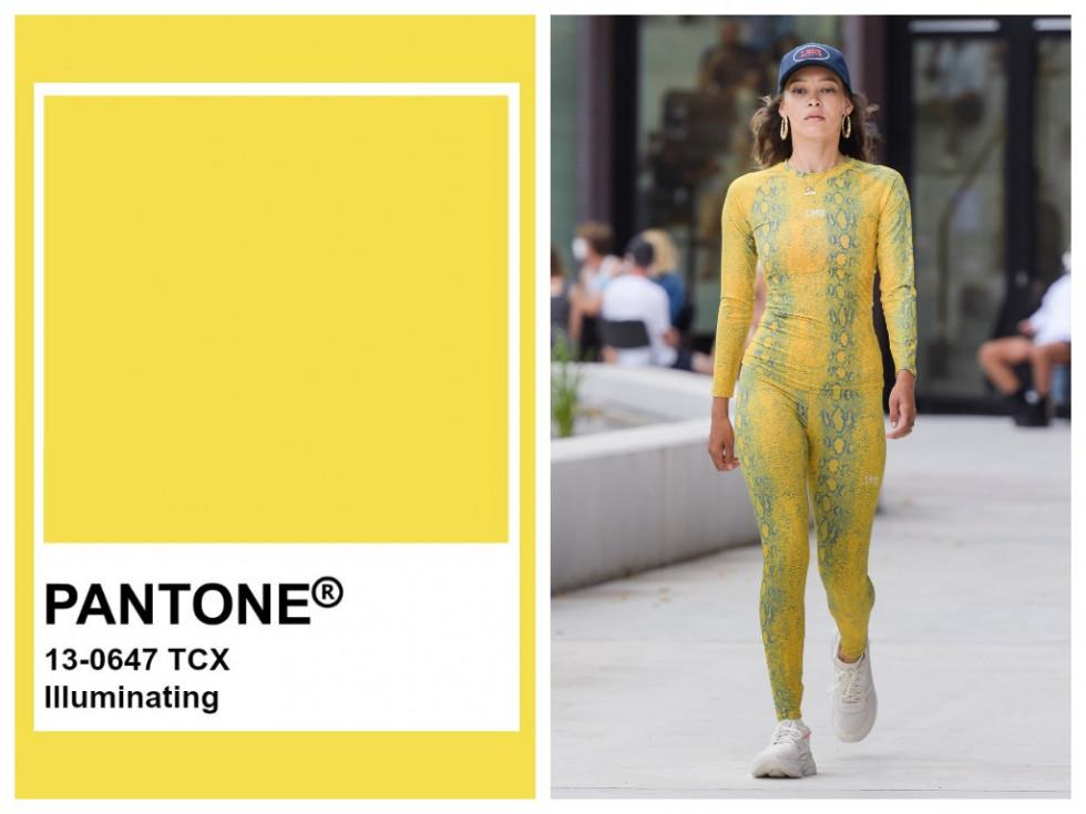 Палетка цветов: Pantone объявил 10 самых популярных оттенков сезона весна-лето 2020-Фото 7