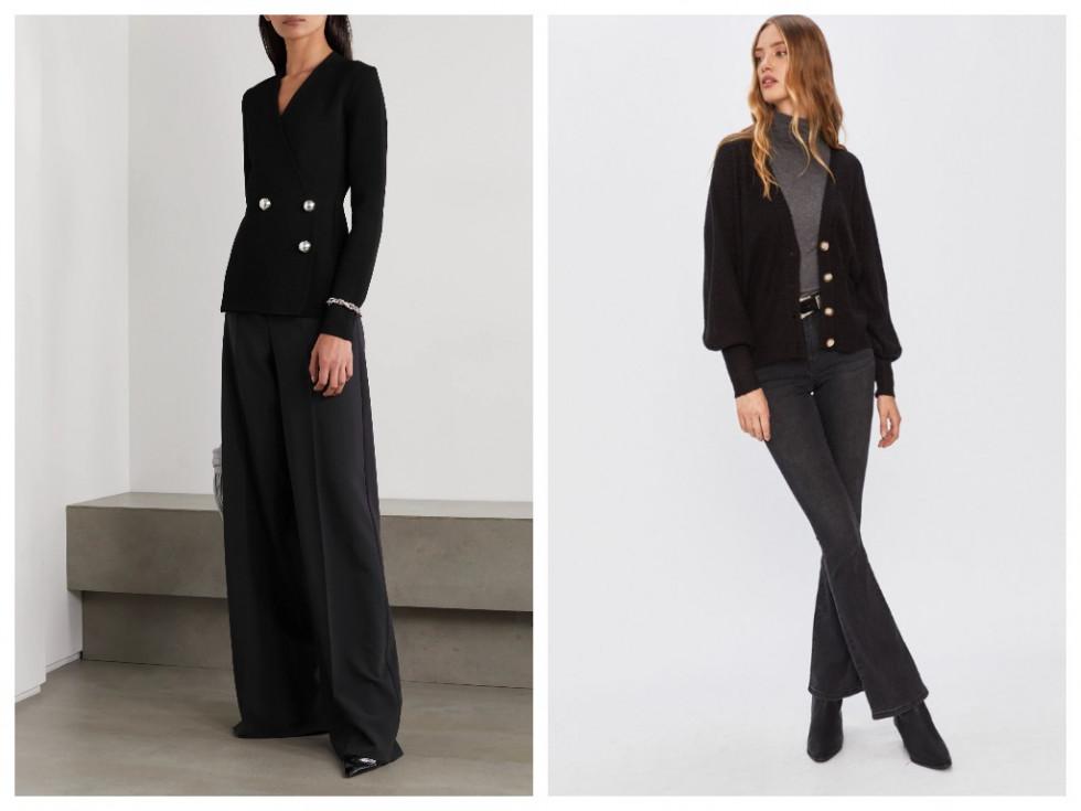Хочу/могу: 7 актуальных кардиганов на замену пиджаку — изучаем подиумный тренд-Фото 5