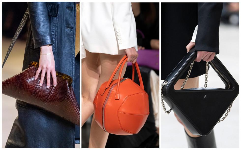 Ручная кладь: 10 самых модных форматов сумок сезона осень-зима 2020-Фото 7