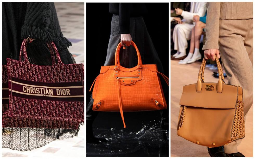 Ручная кладь: 10 самых модных форматов сумок сезона осень-зима 2020-Фото 8