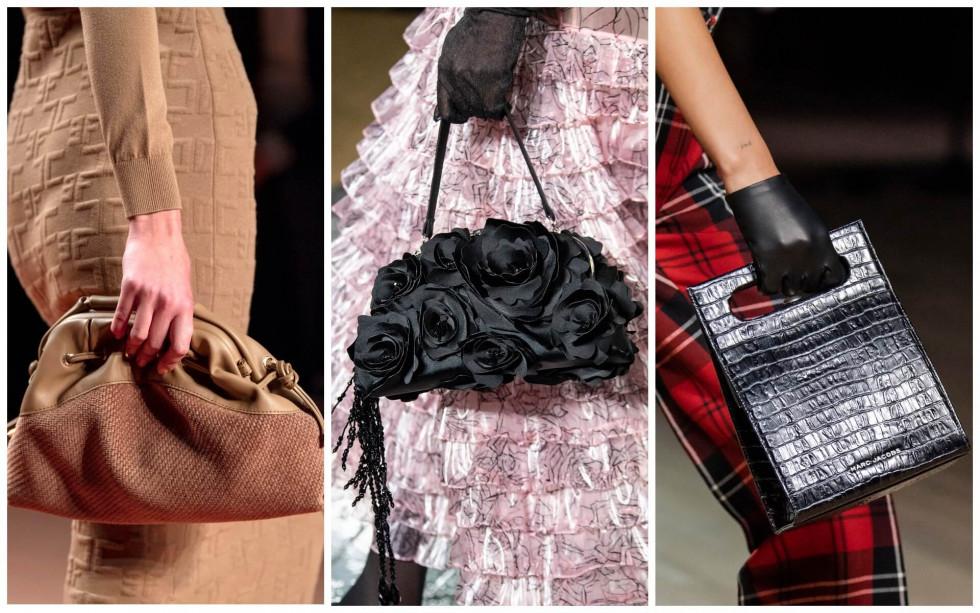 Ручная кладь: 10 самых модных форматов сумок сезона осень-зима 2020-Фото 4