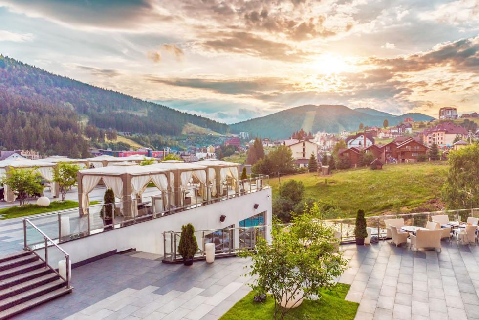 Готель F&B Spa Resort – це унікальне місце, де поєднуються спокій та розваги-Фото 3