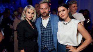 На відкритті Ukrainian Fashion Week був представлений портрет телезірки Людмили Барбір-320x180