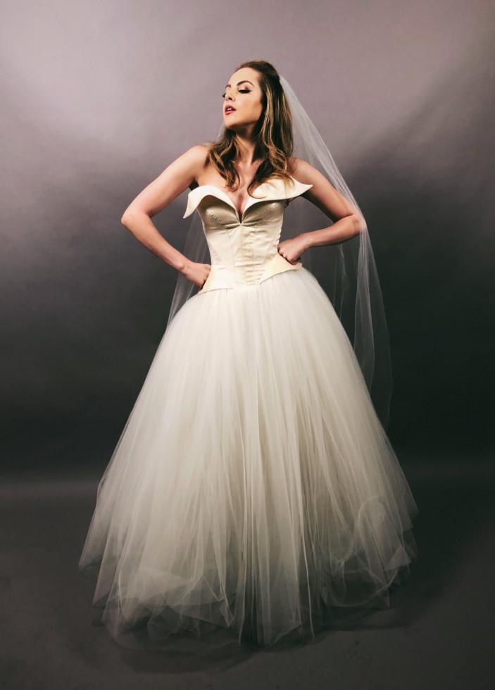 Подвенечная мода: 17 культовых свадебных платьев из фильмов-Фото 18