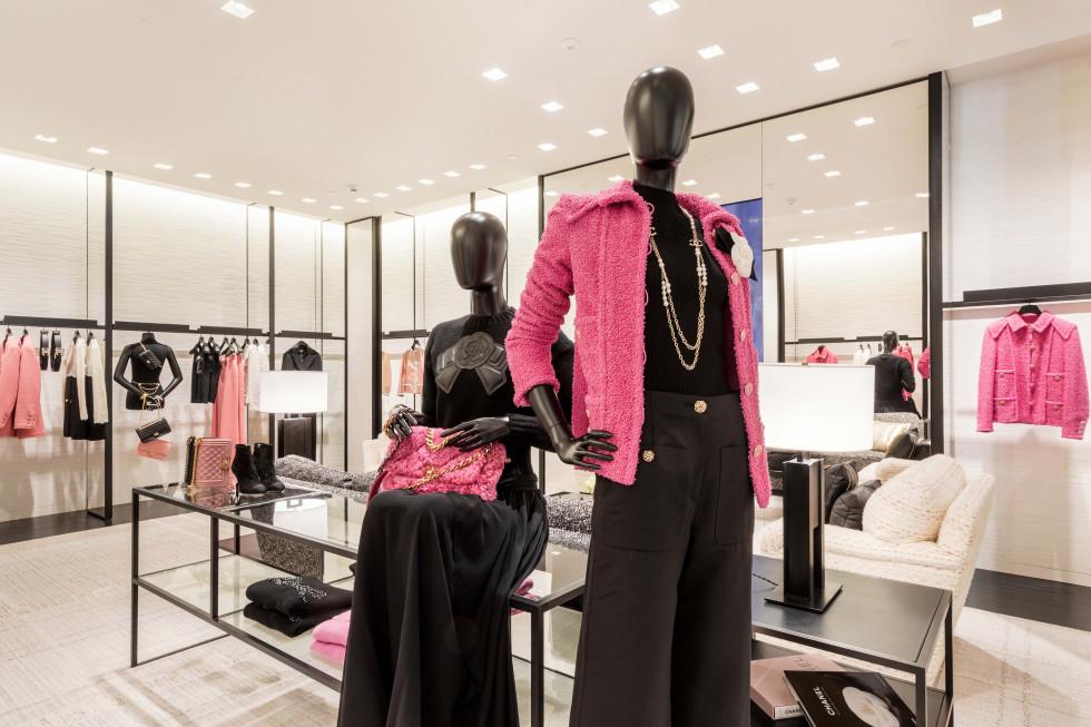 Возвращение легенды: Chanel открывает обновленный бутик в Киеве-Фото 3