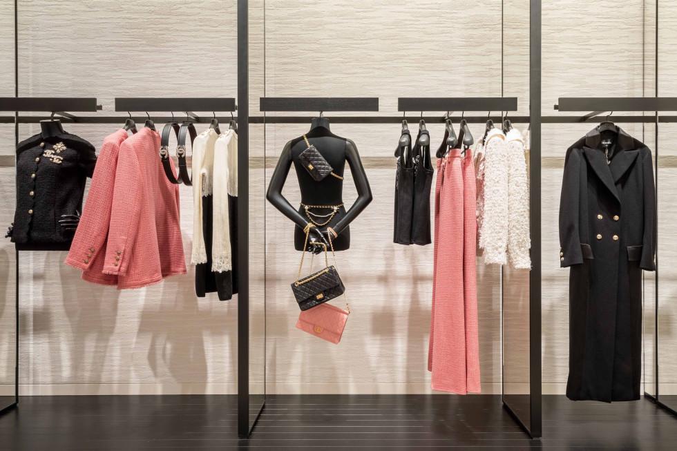 Возвращение легенды: Chanel открывает обновленный бутик в Киеве-Фото 4