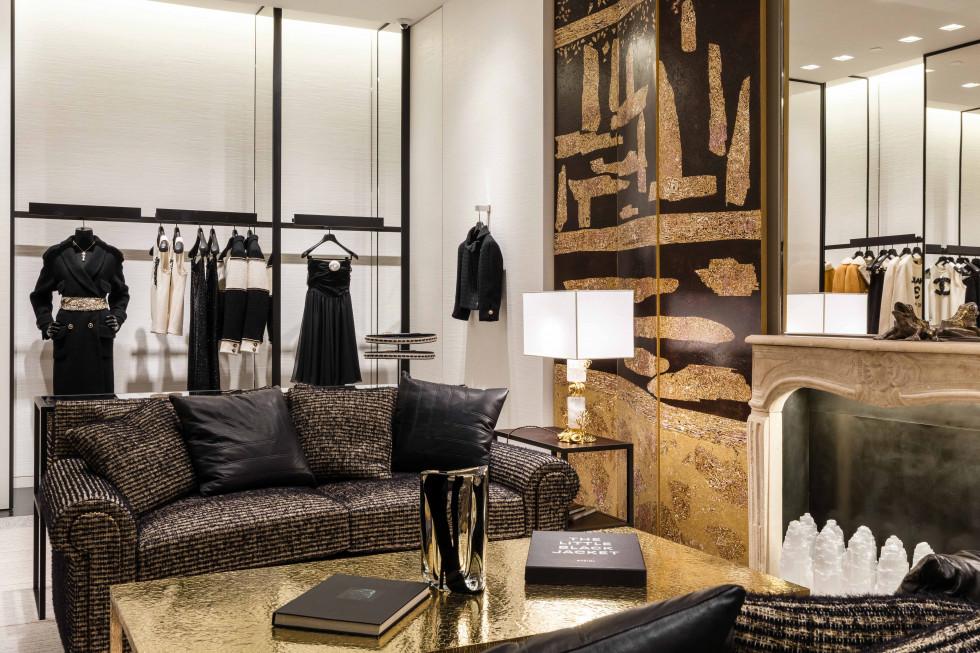 Возвращение легенды: Chanel открывает обновленный бутик в Киеве-Фото 1