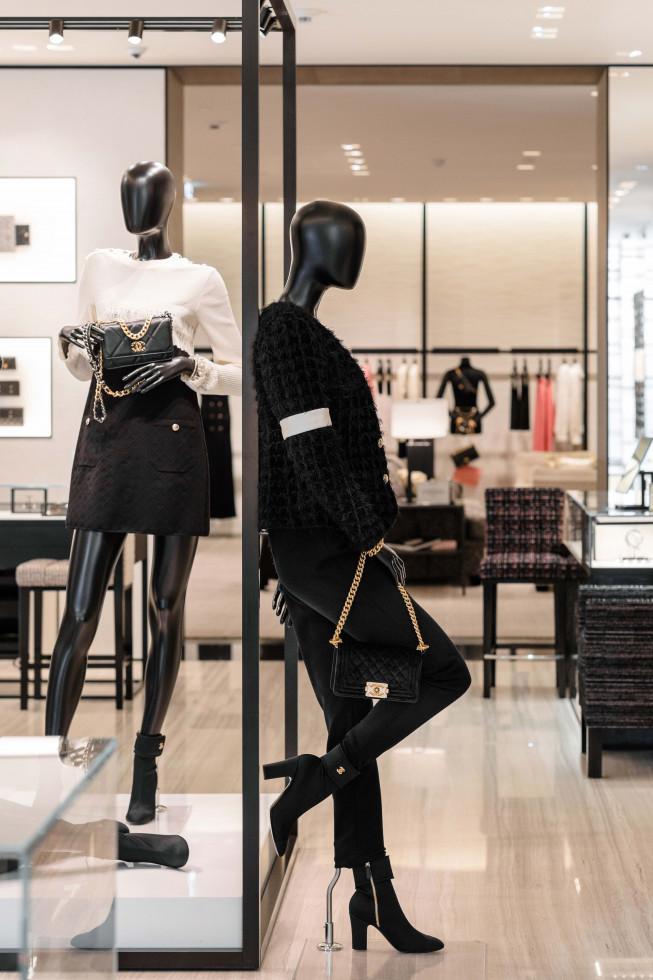 Возвращение легенды: Chanel открывает обновленный бутик в Киеве-Фото 2