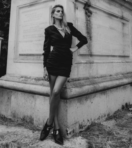 Черно-белая классика: fashion-съемка «Marly-le-Roi»-430x480