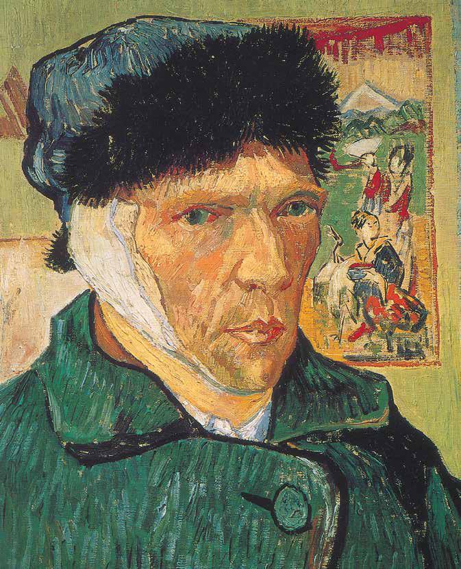 15 интересных фактов о жизни Винсента Ван Гога-Фото 4