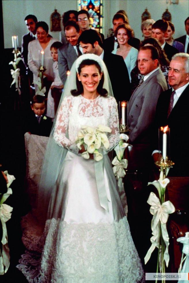 Подвенечная мода: 17 культовых свадебных платьев из фильмов-Фото 5