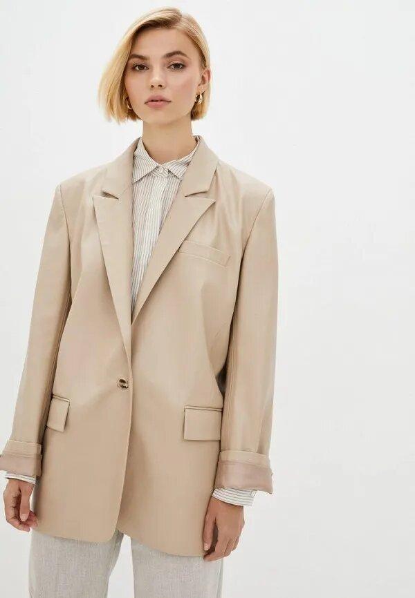 Надежная броня: Для модной осени 2020 вам понадобится всего один пиджак-Фото 6