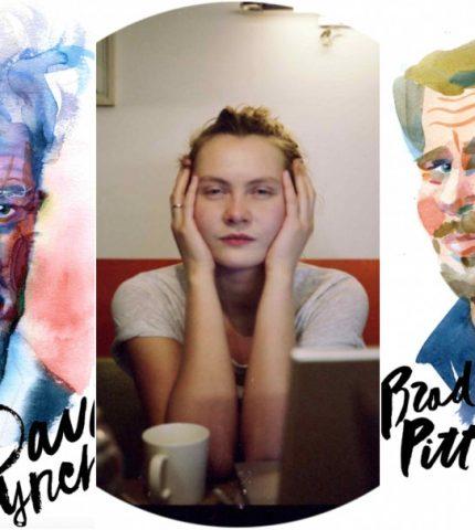 Кіно топ-5 української художниці, що малює зірок Голлівуду-430x480