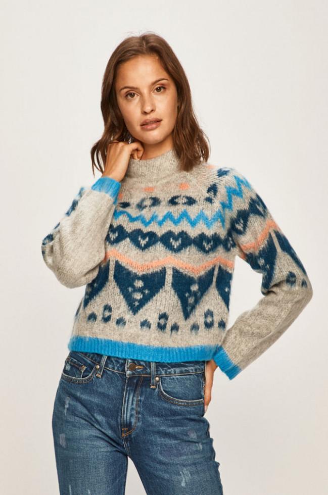 Тренд с характером: 10 актуальных «орнаментальных» свитеров осени 2020-Фото 8