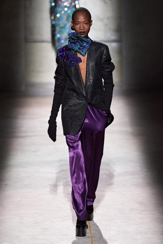 Эпицентр движения: 8 самых модных форматов брюк сезона осень-зима 2020/21-Фото 7