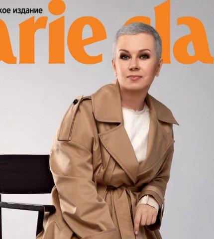 Осенний номер Marie Claire 2020 скоро в продаже-430x480