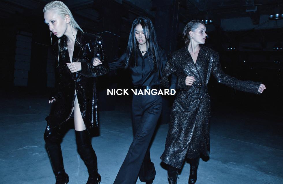 Макс Барских запускает собственную линию одежды под псевдонимом NICK VANGARD-Фото 1