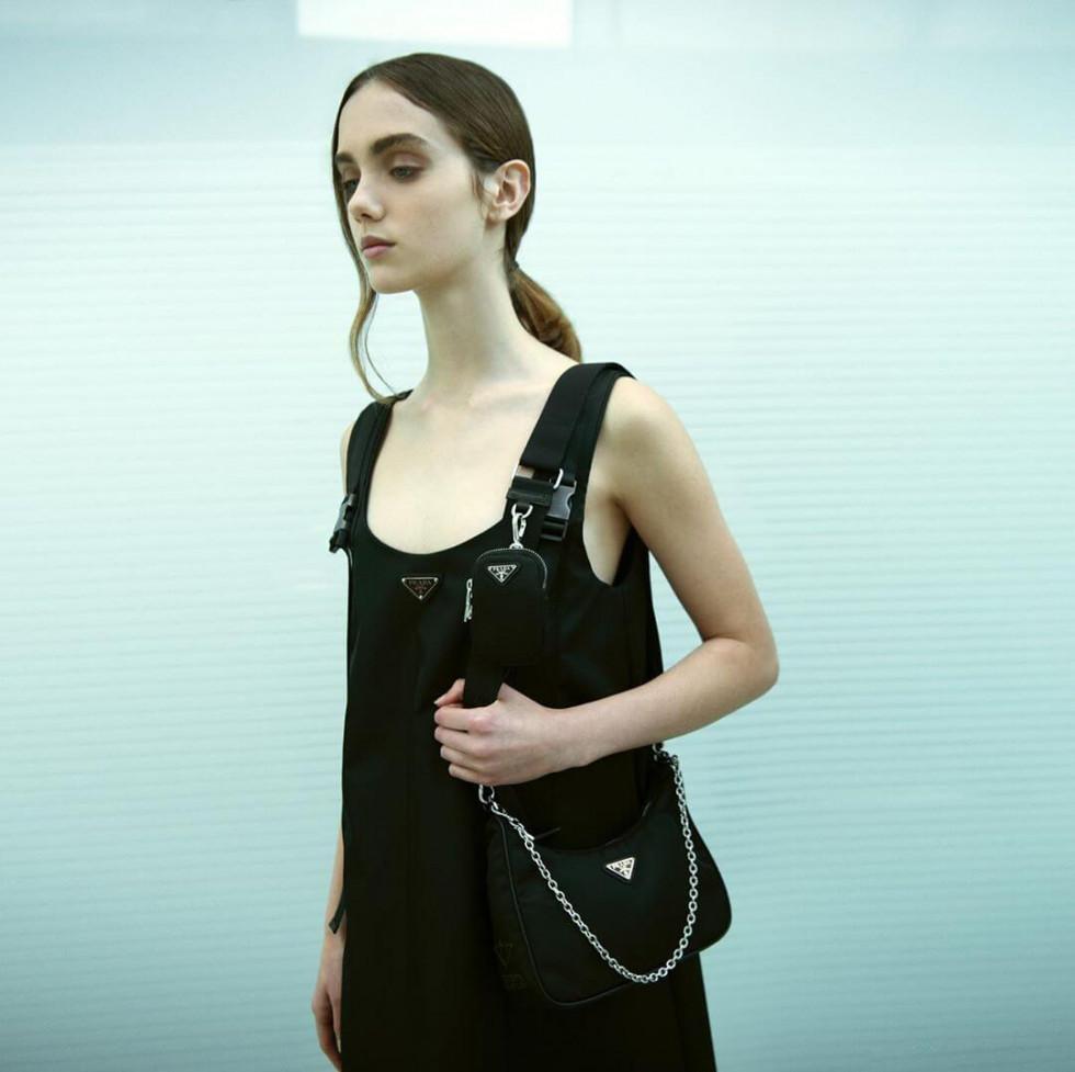 Доступная мода: Демократичные варианты самой популярной сумки 2020 года-Фото 1