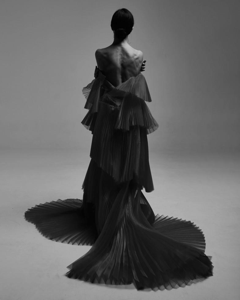 Бренд GUDU создал костюмы для Екатерины Кухар и Александра Стоянова в балете «Кармен-сюита»-Фото 2