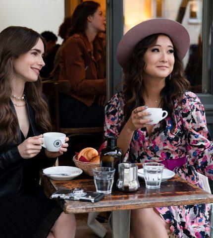 Звезда «Эмили в Париже» вспоминает, как ей диагностировали рак в 15 лет-430x480