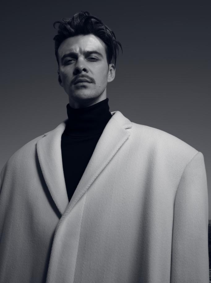 Неидеальный философ: Макс Барских — герой октябрьской обложки digital-номера Marie Claire-Фото 1