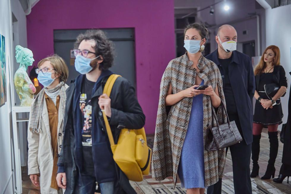 Як пройшло відкриття виставки міжнародного мистецького проєкту «Out of Scope»-Фото 3