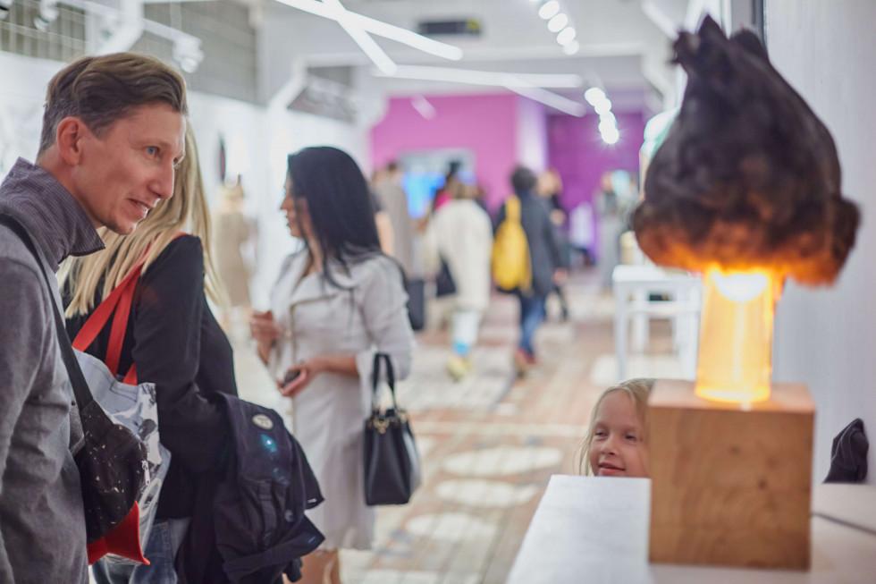 Як пройшло відкриття виставки міжнародного мистецького проєкту «Out of Scope»-Фото 2