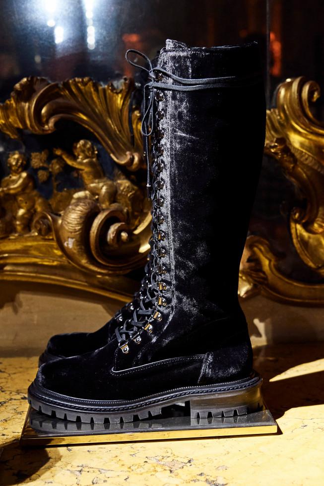 Байкерский подряд: Самые модные ботинки сезона осень-зима 2020-Фото 5