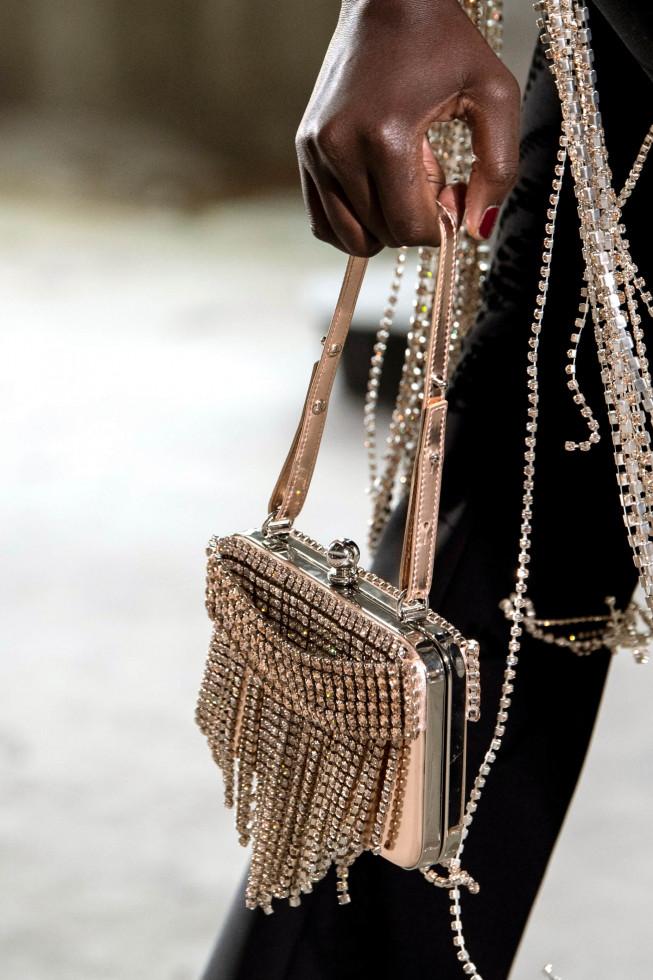 Назад в будущее: Винтажные сумки — самый модный аксессуар осени 2020-Фото 4