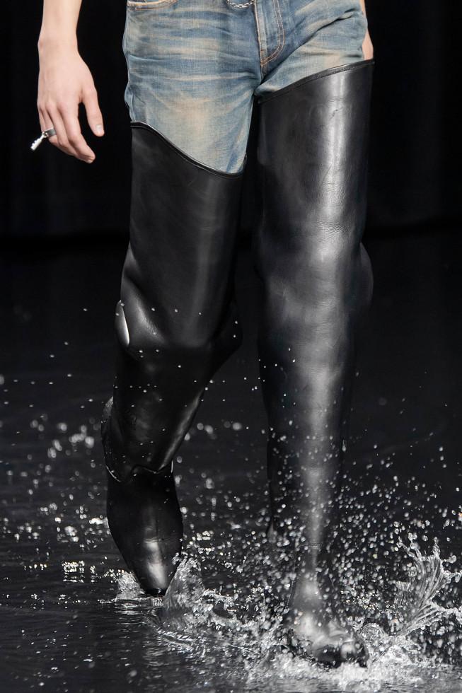 Осенне-зимняя коллекция 2020 Balenciaga