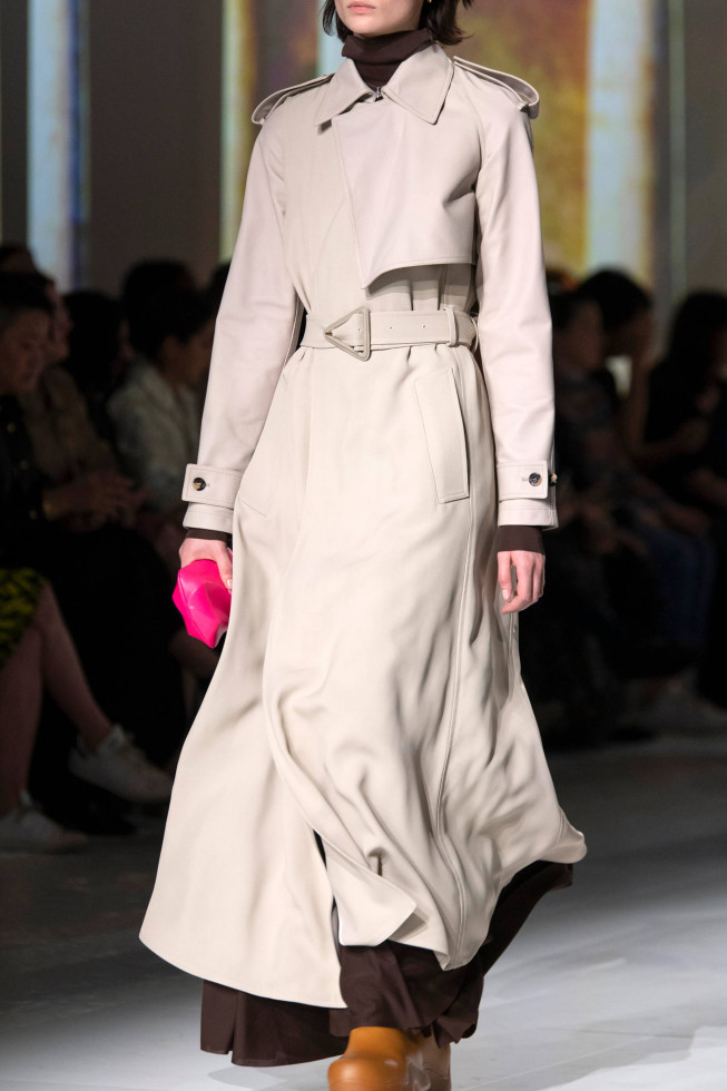 Осенне-зимняя коллекция 2020/21 Bottega Veneta