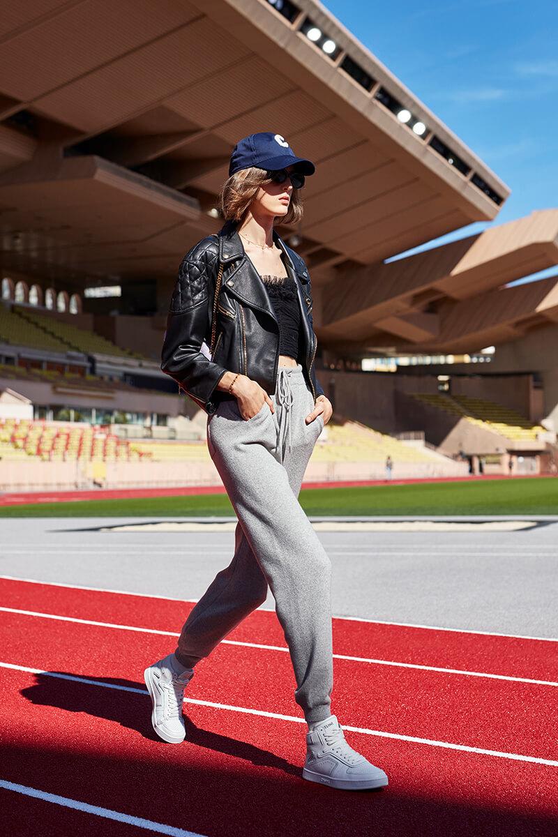 Бренд Celine презентовал коллекцию весна-лето 2021 — трансляция с Монако-Фото 2