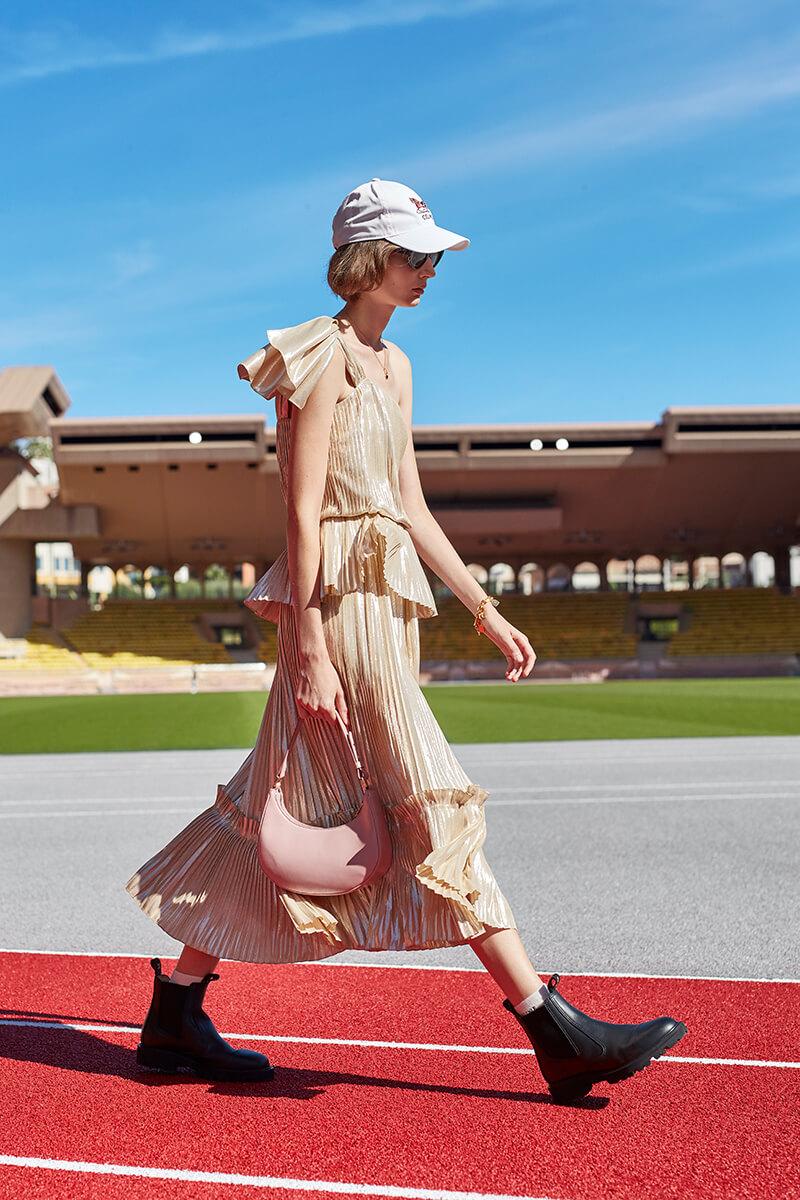 Бренд Celine презентовал коллекцию весна-лето 2021 — трансляция с Монако-Фото 1