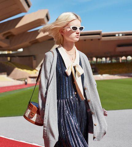 Бренд Celine презентовал коллекцию весна-лето 2021 — трансляция с Монако-430x480