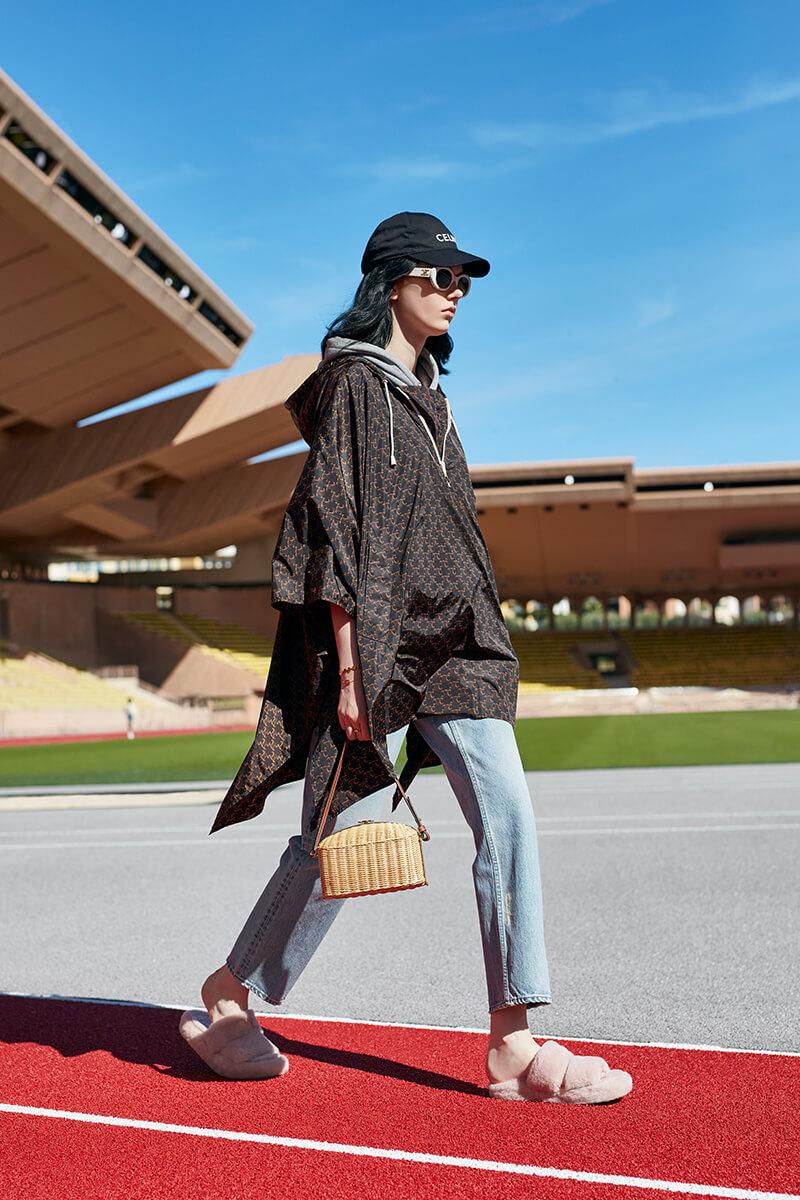 Бренд Celine презентовал коллекцию весна-лето 2021 — трансляция с Монако-Фото 4