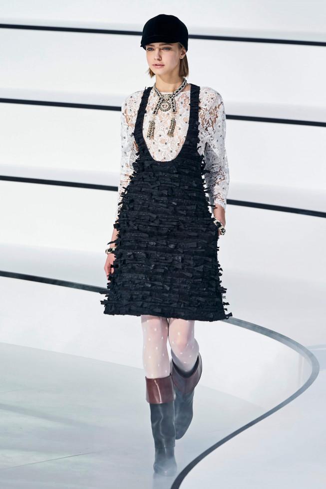 Осенне-зимняя коллекция 2020 Chanel