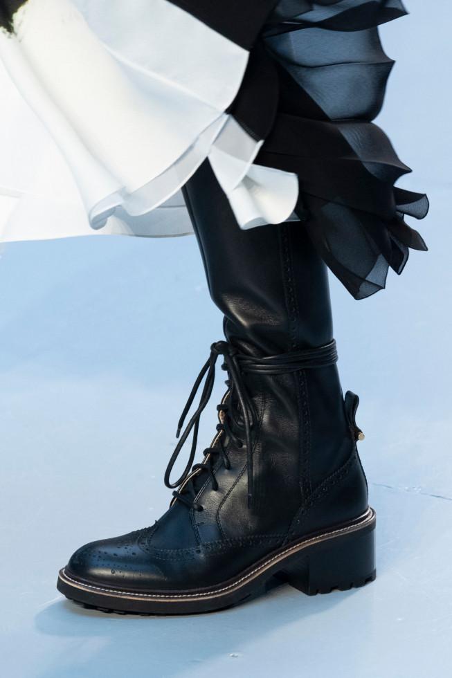 Байкерский подряд: Самые модные ботинки сезона осень-зима 2020-Фото 3