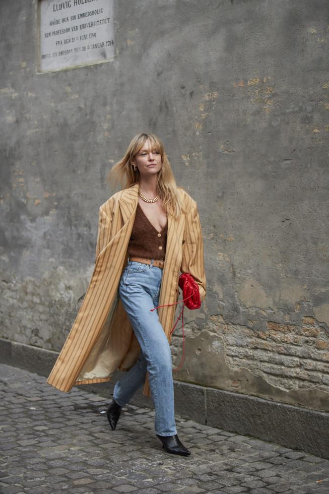 Городские законы: 7 самых модных комбинаций с джинсами сезона осень-зима 2020/21-Фото 1