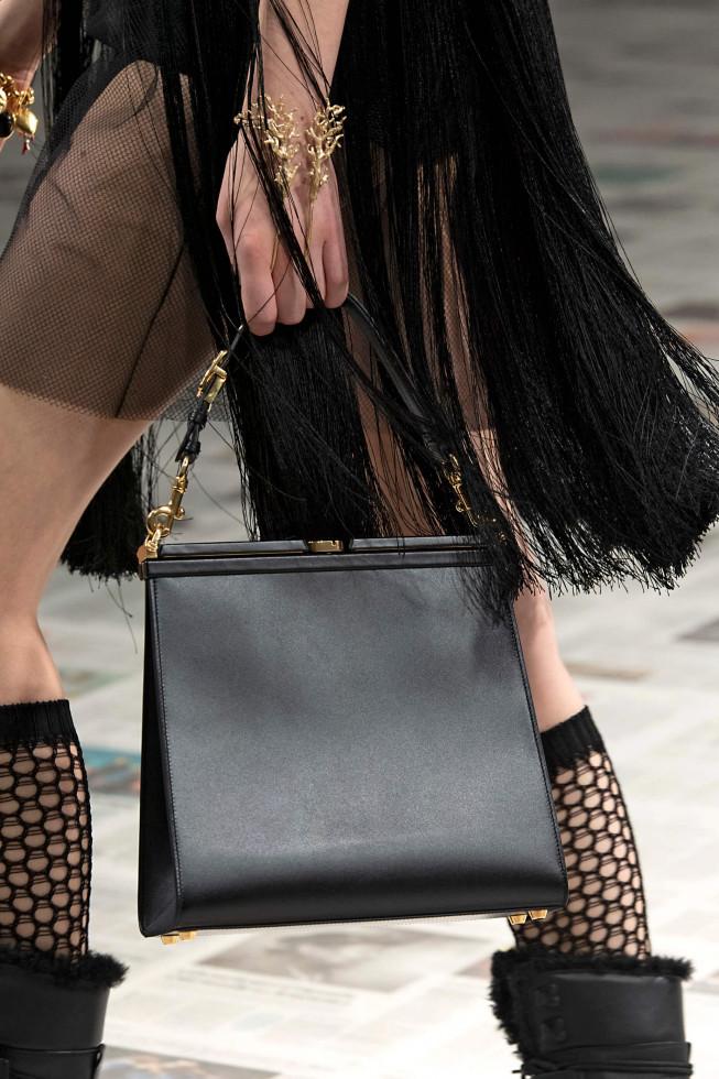 Назад в будущее: Винтажные сумки — самый модный аксессуар осени 2020-Фото 7